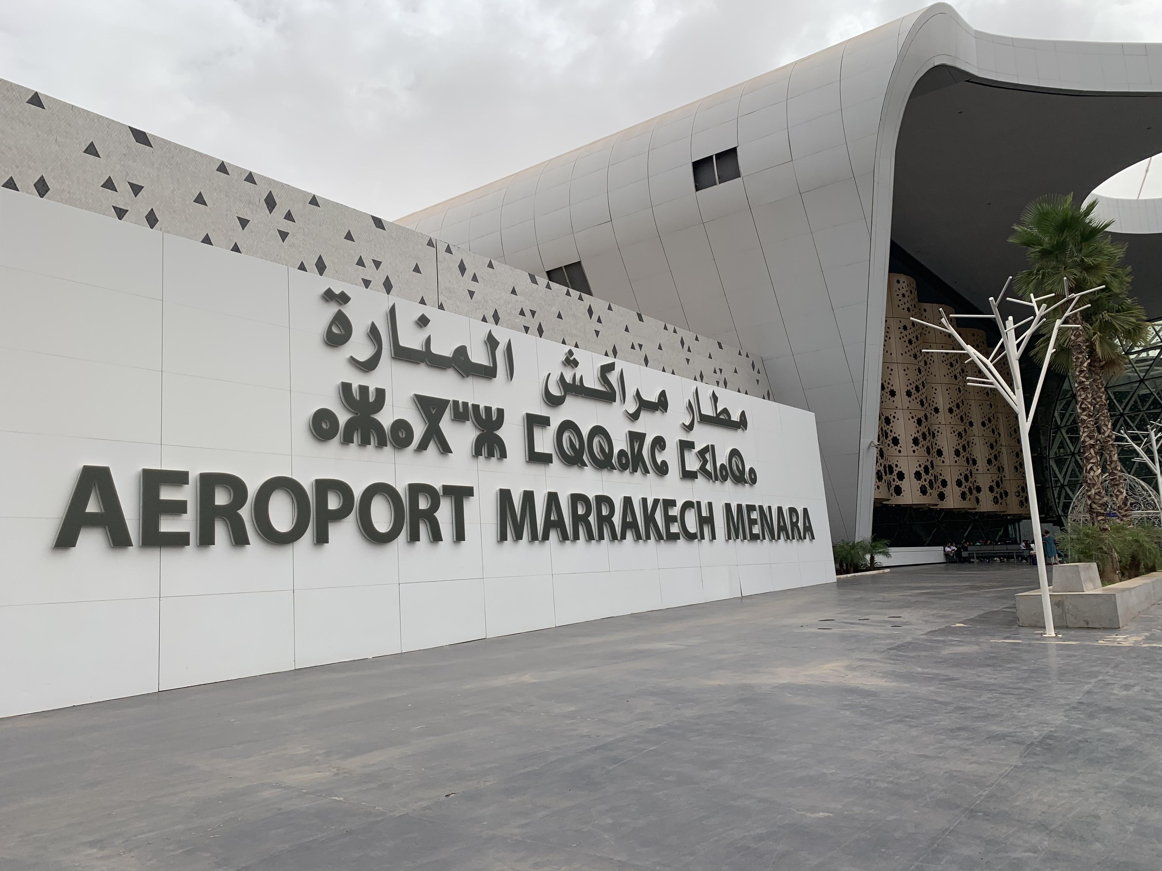 Aéroport Marrakech Menara: Arrestation d'un Brésilien en flagrant délit de trafic de cocaïne (DGSN)