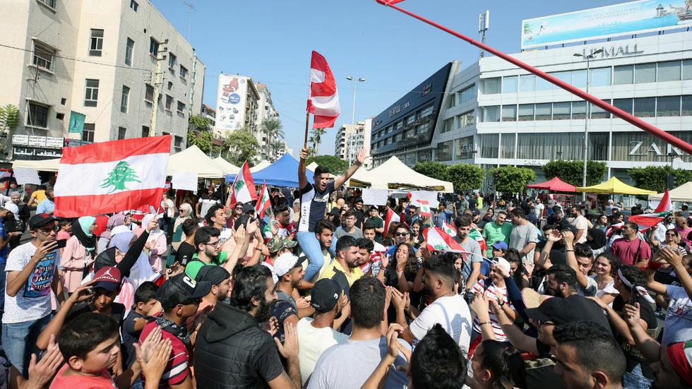 Liban: poursuite des manifestations déclenchées par l'annonce d'une hausse des taxes