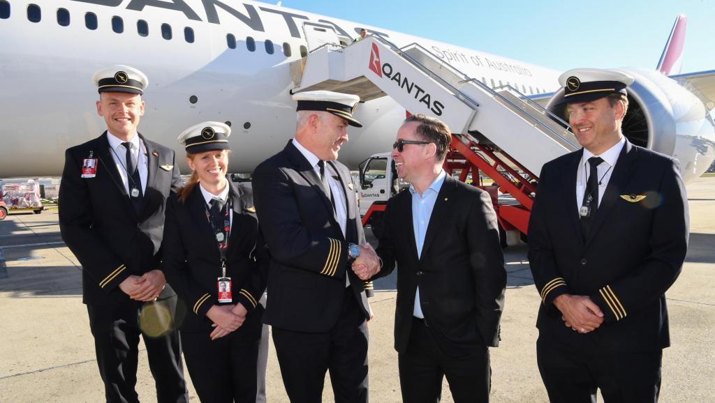 Le vol le plus long de l'histoire relie Sydney à New York en 19 heures