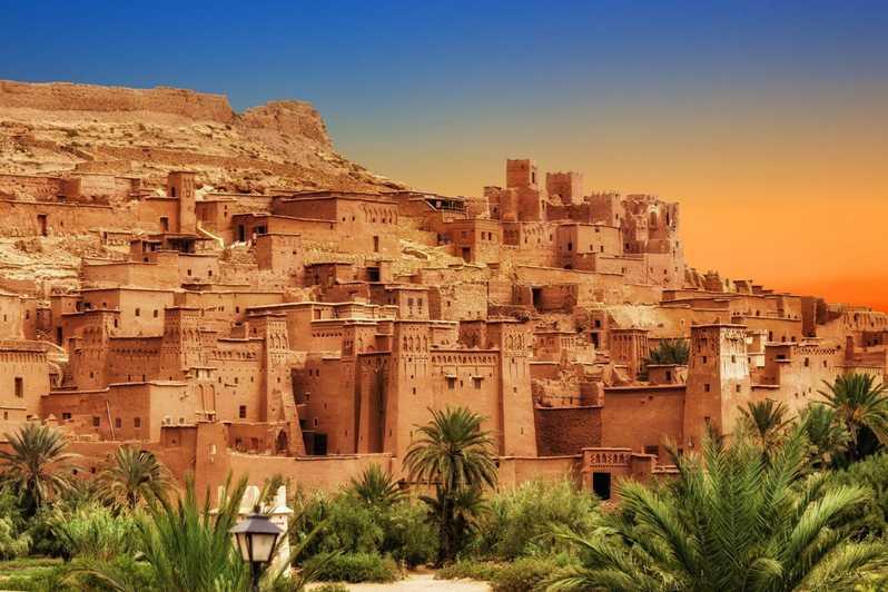 TV5 Monde consacre une série des documentaires sur Ouarzazate et Marrakech