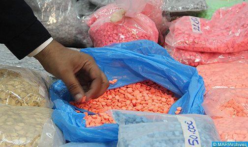 Démantèlement à Marrakech d'une bande spécialisée dans le trafic de drogue et des psychotropes