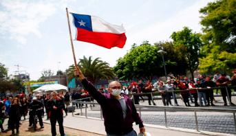 الشيلي..أزيد من مليون شخص يتظاهرون في سانتياغو احتجاجا على غياب المساواة الاجتماعية