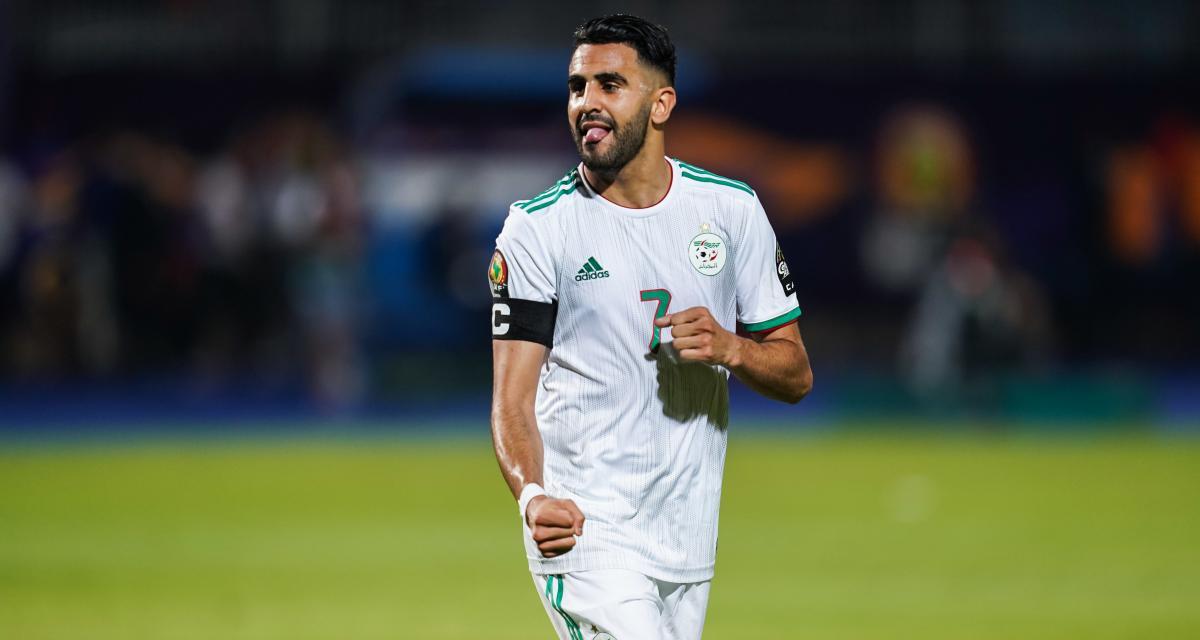 """Riyad Mahrez: """"Gagner une CAN pour mon pays a été un grand moment pour moi"""""""