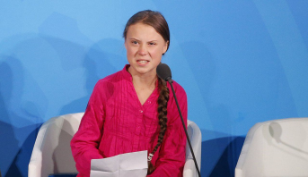 Greta Thunberg refuse un prix pour l'environnement