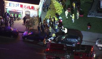ثلاثة قتلى وتسعة جرحى في إطلاق نار بحفلة هالويين بكاليفورنيا الأمريكية