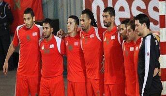 Hand - Championnat arabe cadets (3e journée) - Le Maroc bat la Jordanie (33-17)