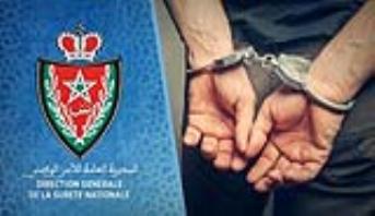 Laâyoune : Arrestation de dix individus pour leur implication présumée dans un incendie prémédité (DGSN)