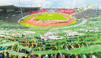 Coupe arabe Mohammed VI des clubs (8è de finale aller) : Score de parité entre le Wydad et le Raja (1-1)