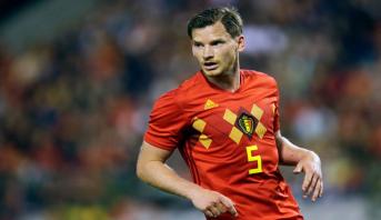 Football: Vertonghen forfait pour les matches de la Belgique en novembre