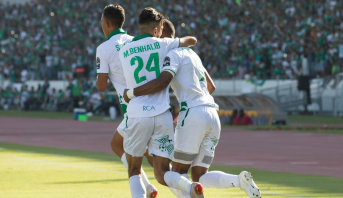 Botola Pro: Victoire du Youssoufia de Berrechid Face au Raja de Casablanca (3-2)