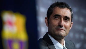"""Espagne: """"Avec Messi, tout est possible"""" pour Valverde"""