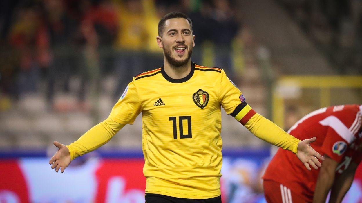 Euro-2020 (Qualifications): la Russie s'incline devant la Belgique