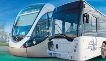 Rabat: Lancement d'une nouvelle offre de service intermodale TRAM'BUS