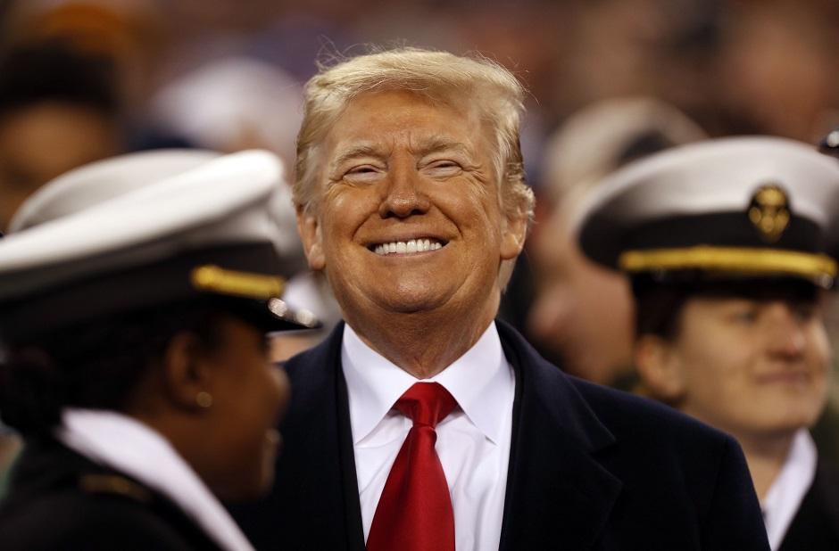 Trump gracie deux soldats américains accusés de crimes de guerre
