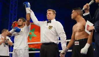 Boxe professionnelle: dixième victoire consécutive pour Mohamed Rabii