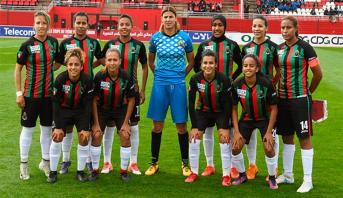 Coupe du Trône de football (Dames): L'AS FAR a remporté le titre aux dépens du Chabab Atlas Khénifra (4-0)