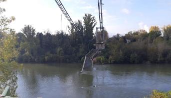 Pont effondré: les causes de l'accident encore inconnues, enquête ouvert