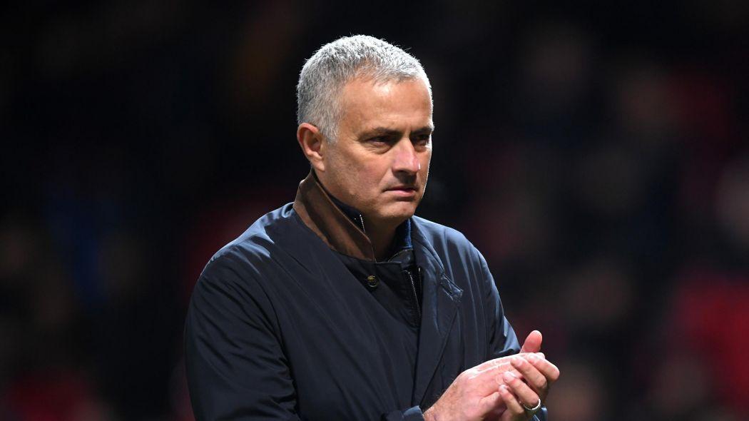 Football: Mourinho, nouvel entraîneur de Tottenham