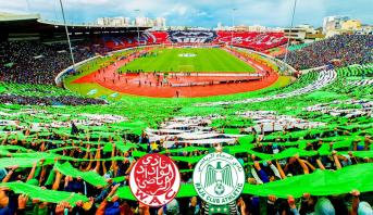 Coupe Mohammed VI: voici les compositions du match RCA vs WAC
