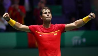 Coupe Davis: l'Espagne égalise à 1-1 face à la Grande-Bretagne en demies