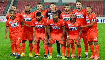 Botola Pro D1 : La Renaissance de Berkane désormais leader grâce à sa victoire face au Mouloudia d'Oujda (0-1)