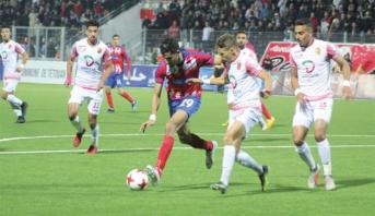Botola Pro D1: Le Hassania d'Agadir et le Maghreb de Tétouan se neutralisent (1-1)