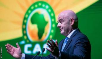 إنفانتينو يدعو الى اطلاق دوري إفريقي يضم نخبة اندية القارة
