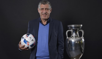 """Euro-2020: """"un groupe que personne ne voulait"""", déplore Fernando Santos (Portugal)"""