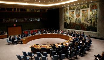 Les membres du Conseil de sécurité se réunissent à Bruxelles