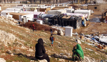 L'UE annonce une aide de 297 millions d'euros pour les réfugiés en Liban et en Jordanie