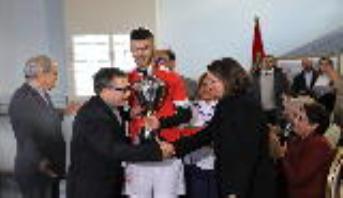 Coupe de Feue La Princesse Lalla Amina de futsal: L'Association des parents et amis des enfants handicapés mentaux de Casablanca remporte le titre