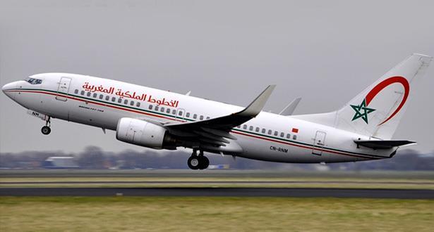 La RAM a transporté plus de 160.000 passagers sur sa ligne Casablanca-Tunis en 2019