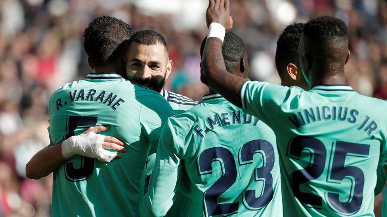 Espagne: Le real Madrid l'emporte contre l'Espanyol (2-0) et passe premier