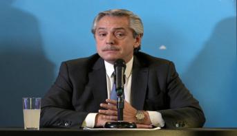 Argentine: Alberto Fernandez investi président