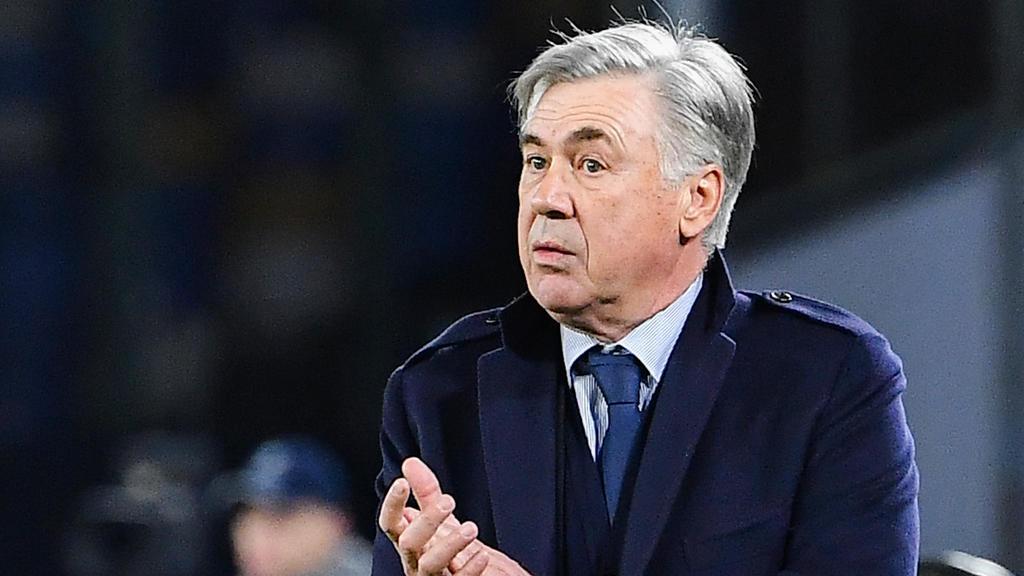 Italie: l'entraîneur de Naples Carlo Ancelotti remercié