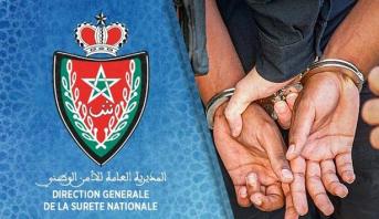 Tan-Tan : Trois arrestations pour ivresse publique et vandalisme (DGSN)