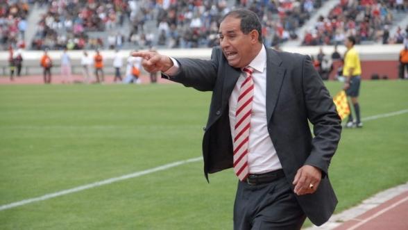 Botola1: Le DHJ exauce le vœu de départ de son entraîneur Badou Zaki
