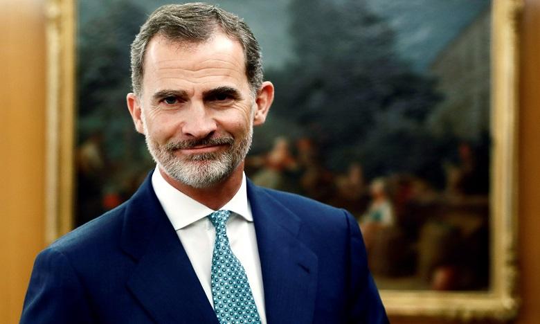 Le Roi Felipe VI d'Espagne appelle à respecter la constitution pour préserver l'unité du pays