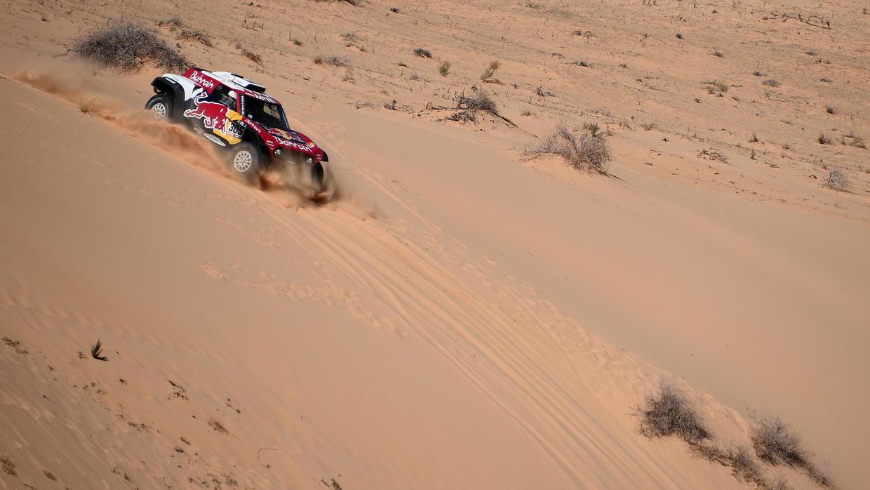 Rallye Dakar: la 10ème étape interrompue en raison des conditions météorologiques