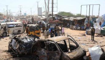Somalie : Au moins quatre morts dans un attentat à la voiture piégée à l'ouest de Mogadiscio