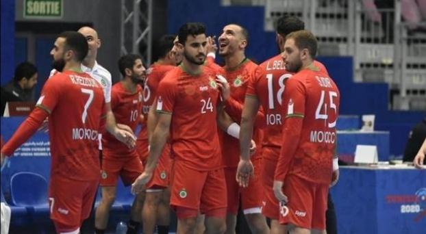 Hand-CAN 2020: Le Maroc s'incline devant l'Algérie (30-33) à l'issue d'un derby nord-africain particulièrement disputé