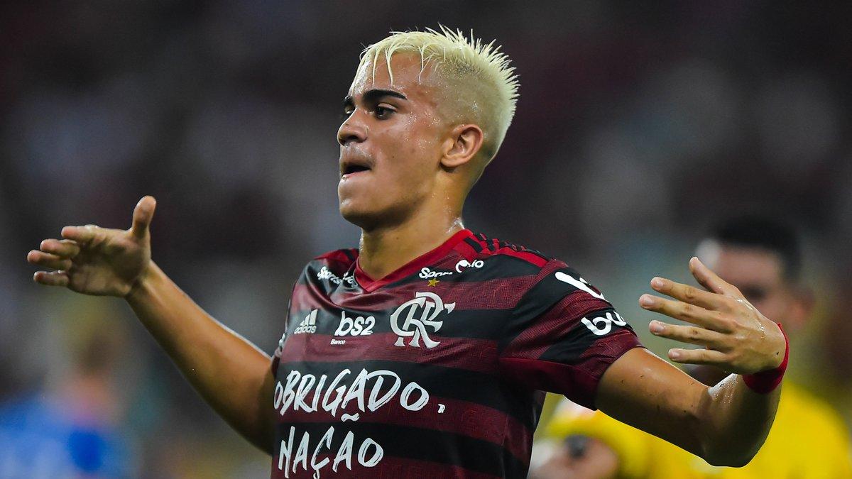 Le Brésilien Reinier prêté à Dortmund jusqu'en 2022