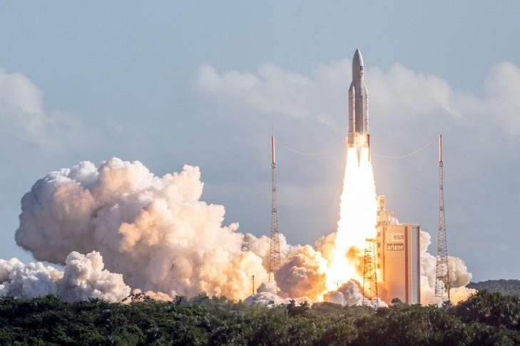 200 millions d'euros pour soutenir le secteur spatial européen