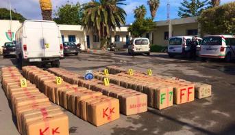 BCIJ: démantèlement d'un réseau de trafic de drogues et d'immigration clandestine