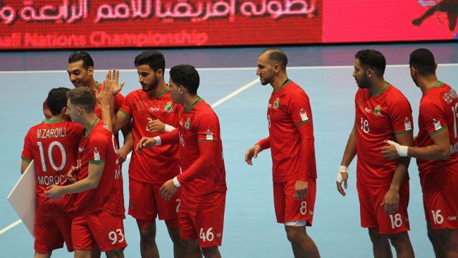 Hand - CAN-2020 (Classement) : le Maroc s'incline face au Cap-Vert et termine 6è