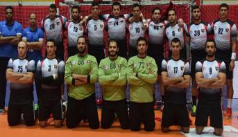 La sélection égyptienne de handball, sacrée championne d'Afrique pour la 7è fois de son histoire