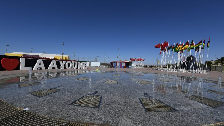Coup d'envoi à Laâyoune de la 6ème CAN de Futsal