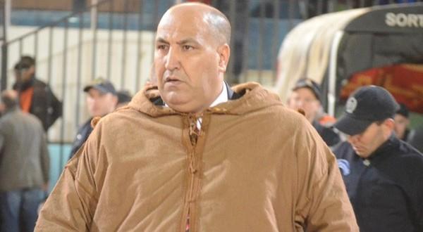 """Trois ans de prison ferme pour l'ex-président de l'ES Sétif, Hassan Hammar pour """"escroquerie"""""""