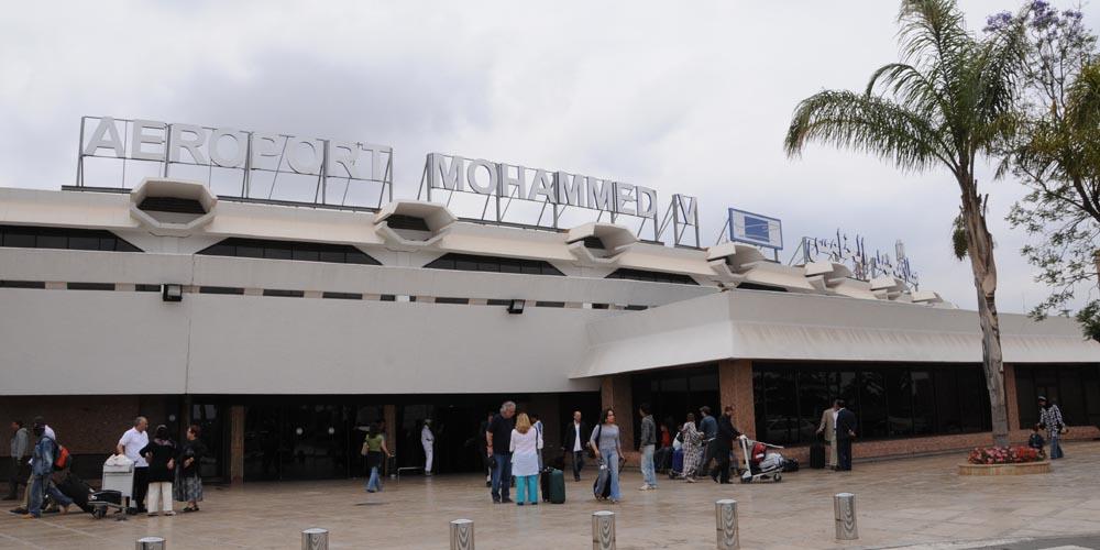 Aéroport international Mohammed V: Durcissement des mesures de prévention pour contenir tout cas potentiel de coronavirus