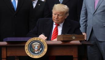 ترامب يوقع على اتفاق التبادل التجاري الحر الجديد مع كندا والمكسيك